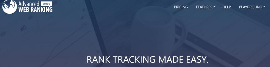 Herramientas de análisis seo:  Advanced Web Ranking