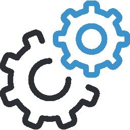 Icono para representar herramientas SEO