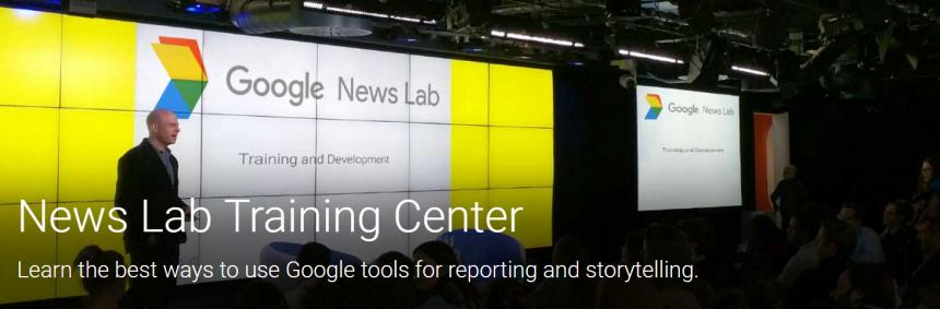 Google News Lab Training Center