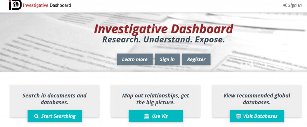 'Investigative