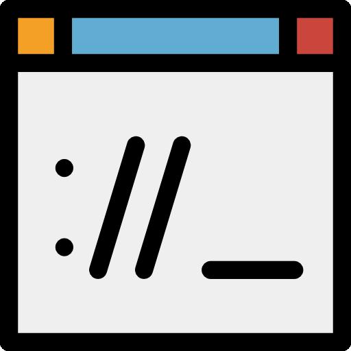 Representación gráfica de una URL