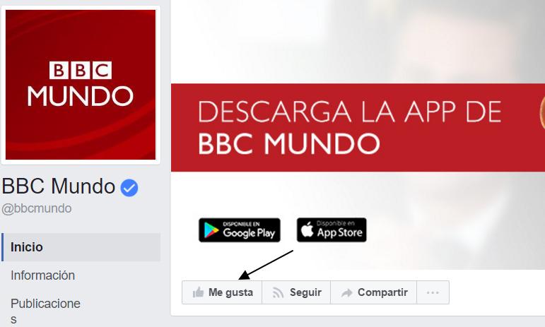 Facebook: BBC Mundo