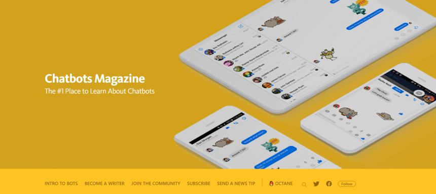Medium como plataforma de publicación. El caso de Chatbots Magazine