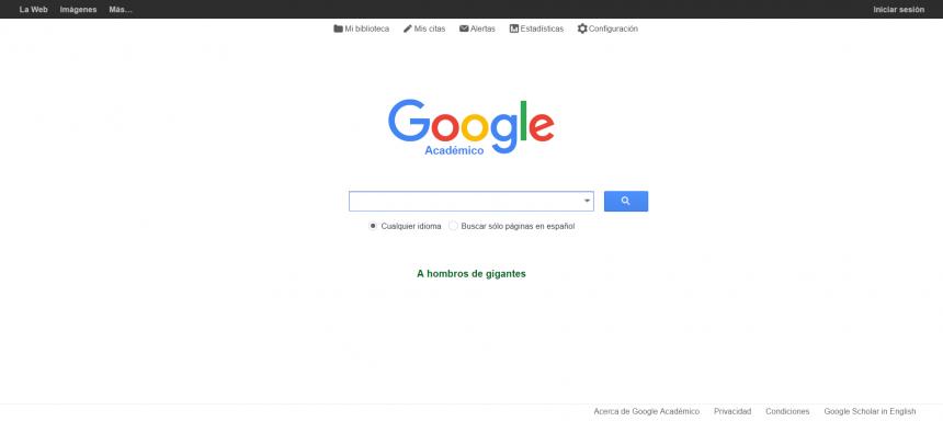 Google Scholar, obviamente es parte de est buscador, pero al usar un índice distinto es uno de los buscadores alternativos