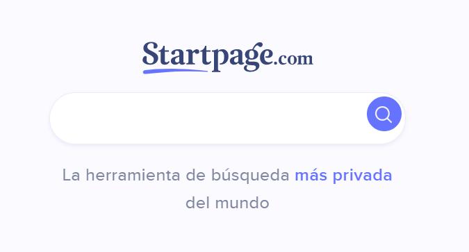 Stratpage:  uno de los más recientes buscadores alternativos a Google basado también en la privacidad