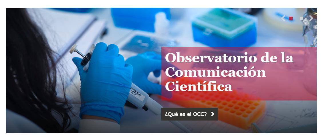 Observatorio de la Comunicación Científica, UPF Barcelona