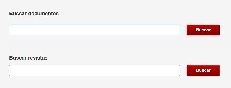 Formulario de búsqueda en Dialnet Plus