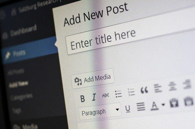 SEO de contenidos: creación de una entrada con WordPress
