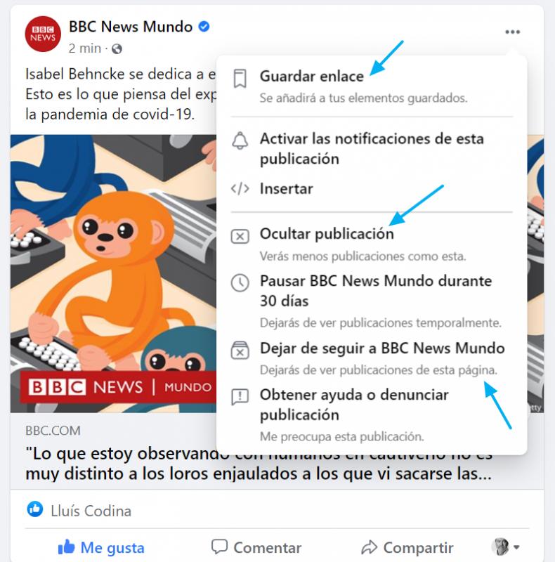 Facebook como agregador