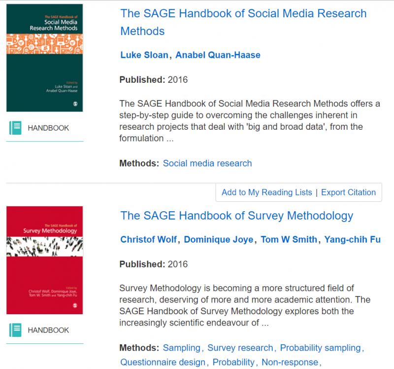 Libros electrñonicos de metodología de la investigación