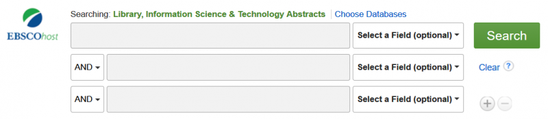 Library, Information Science & Technology Abstracts (LISA)