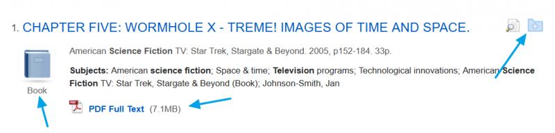 Libro de la base de datos de cine y televisión