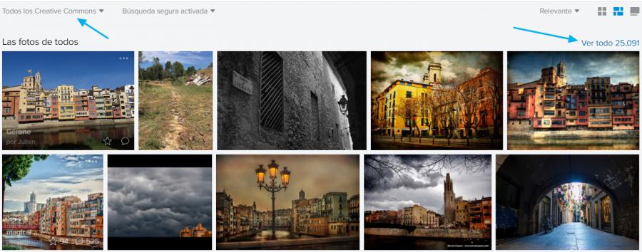 Resultados de girona OR gerona en Flickr con CC