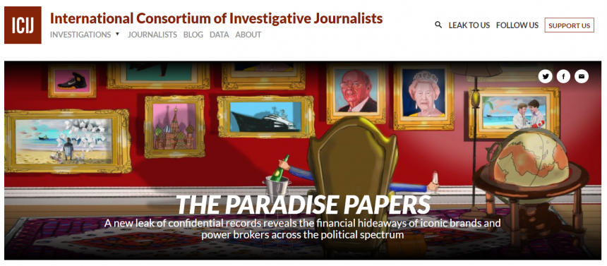 SEO de contenidos y extensión de la información. El caso de los Panama Papers.