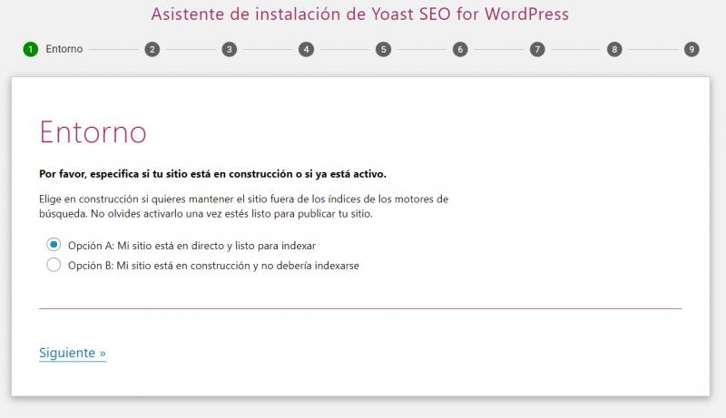 Asistente de Yoast SEO para el SEO de contenidos y del conjunto del sitio